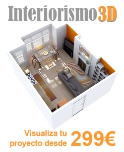 Oferta interiorismo 3D