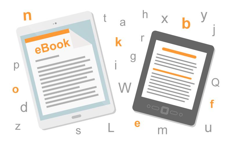 Escribir un libro electrónico o eBook