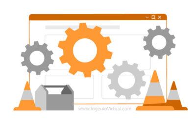Los aspectos del mantenimiento de páginas web y sus ventajas